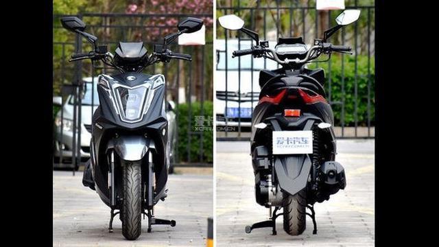 Penantang Baru Honda Beat Street Dan Yamaha X Ride Otomotif Liputan6 Com