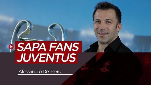 Berita video legenda Juventus, menyambangi Bali untuk menyapa fans I Bianconeri sekaligus menghadiri acara UEFA Champions League Trophy Tour 2019 presented by Heineken, Sabtu (16/3/2019)