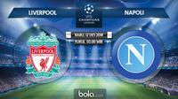 Liga Champions 2018 Liverpool Vs Napoli (Bola.com/Adreanus Titus)