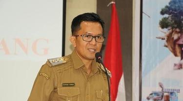 Wakil Wali Kota Payakumbuh, Erwin Yunaz. (Liputan6.com/ ig @erwin.yunaz)