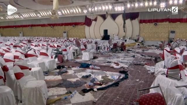 Ini menjadi salah satu serangan paling mematikan di Kabul dalam beberapa bulan terakhir. Serangan bom bunuh diri menewaskan 50 orang dan sekitar 83 orang terluka saat perayaan Maulid Nabi.