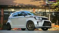 Suzuki Ignis dan Motor Listrik Jadi Magnet IMX 2020 (Ist)