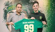 Gelandang anyar Persebaya Surabaya, Bruno Moreira. (dok. Persebaya)