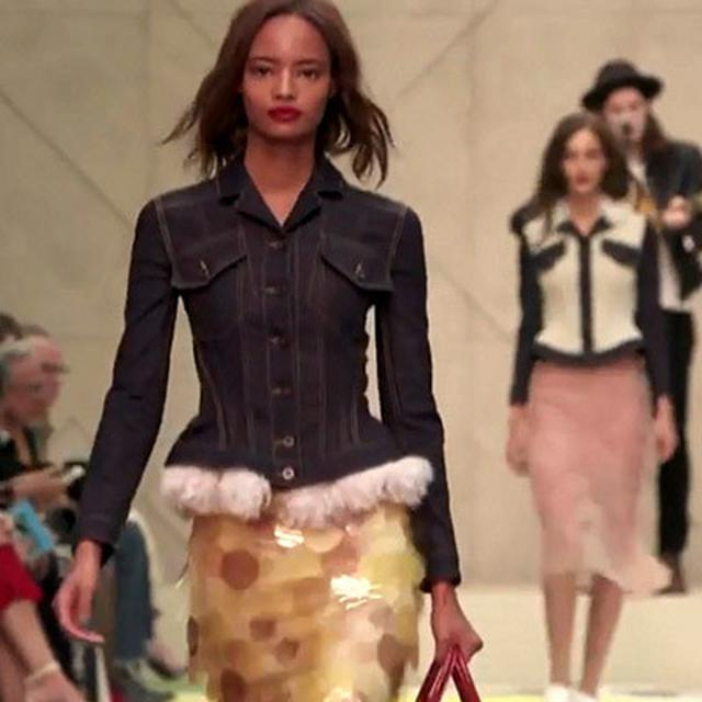 Video  London Fashion Week a9d024a7d6