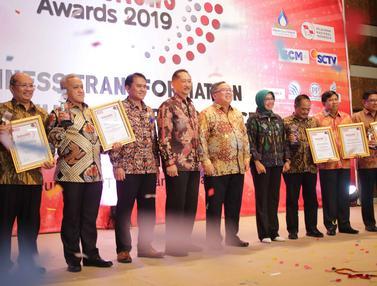 37 Perusahaan Raih Penghargaan Indonesia BusinessNews Award 2019