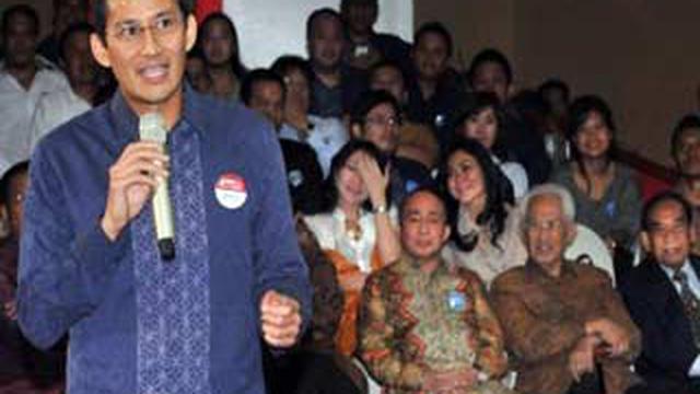 Sandiaga Uno Calonkan Diri Jadi Ketua Kadin News Liputan6 Com
