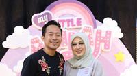 Perayaan ulang tahun anak Ayu Dewi (Aqilah) (Daniel Kampua/bintang.com)