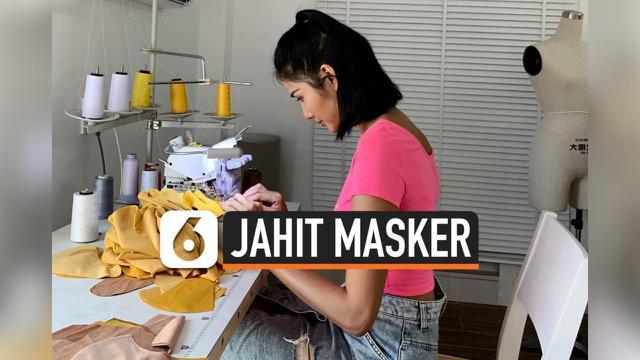JAHIT MASKER