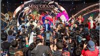 Digelar di Tengah Pandemi, 2 Finalis Miss Grand International 2020 Sempat Positif Covid-19. (dok.Instagram @missgrandinternational/https://www.instagram.com/p/CM0pW-YB-0b/Henry)