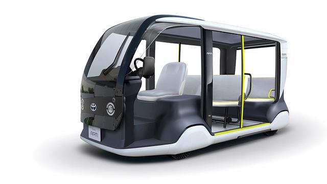 Inovasi Kendaraan Listrik Toyota Bakal Warnai Olimpiade dan Paralimpiade Tokyo 2020