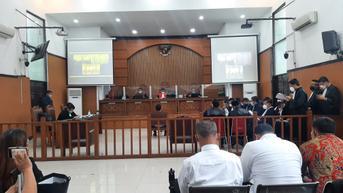 Sidang Dakwaan, Jaksa Ungkap Perebutan Senjata hingga Penembakan 4 Laskar FPI di Mobil