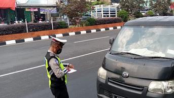 Operasi Patuh Jaya di Depok, Banyak Ditemukan Pelanggaran Knalpot Bising