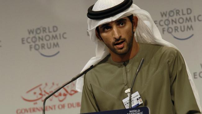 Pangeran Hamdan bin Mohammed bin Rashid Al Maktoum (Dubai). (Sumber Wikimedia Commons)
