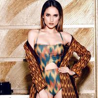 Cinta Laura mengumumkan bahwa dirinya tak akan mengikuti pemilihan Puteri Indonesia 2020 (Dok.Instagram/@claurakiehl/https://www.instagram.com/p/BvsSbWngZ1P/Komarudin)