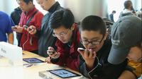Pengguna smartphone di Tiongkok rata-rata hanya mengonsumsi 200MB data internet per bulannya.
