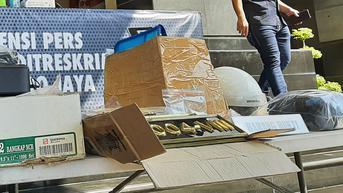 Bisnis Pelat Mobil Dinas Palsu Terbongkar, PegawaiSamsat Polda Jabar Diringkus