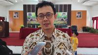 Komisioner Komnas HAM , Beka Ulung Hapsara