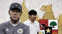 Pelatih Timnas Indonesia: Shin Tae-yong. (Bola.com/Dody Iryawan)