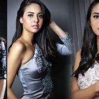 Aurelie Moeremans Beauty Shoot for Bintang.com