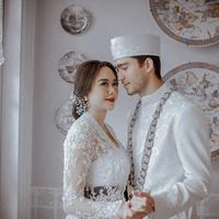 Foto Pernikahan Aura Kasih