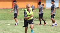 Bruno Silva, striker PSIS Semarang. (Bola.com/Ronald Seger)