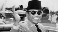 Presiden pertama Indonesia Sukarno (AFP)