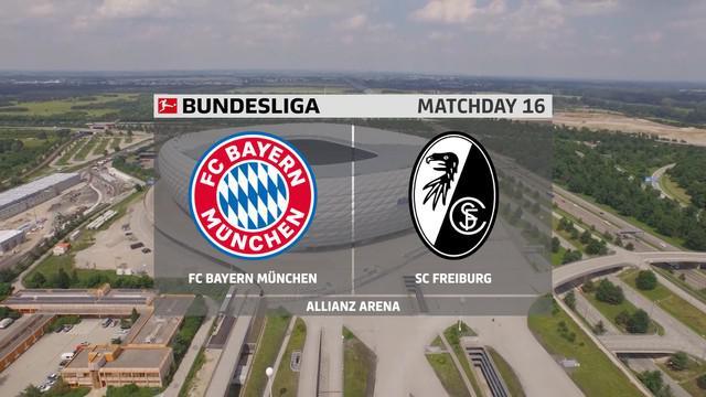 Berita Video Gol Thomas Muller Jadi Penyelamat Kemenangan Bayern Munchen di Bundesliga Pekan 16