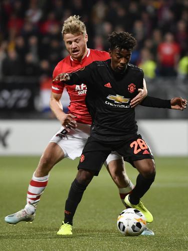 MU Bermain Imbang 0-0 di Markas AZ Alkmaar