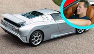 Bugatti EB 110 SS yang Pernah Dimiliki Michael Schumacher Rusak (Carscoops)
