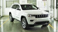 Jeep Grand Cherokee anti peluru (Carscoops)