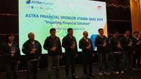 Astra Financial menjadi sponsor utama GIIAS 2019. (Arief / Liputan6.com)