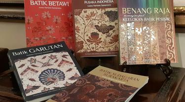 Mengenal Batik Lewat Buku Batik Sudagaran Solo Fashion