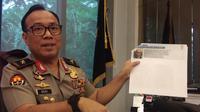 Kepala Biro Penerangan Masyarakat Divisi Humas Polri, Brigjen Pol Dedi Prasetyo. (Liputan6.com/Ady Anugrahadi)