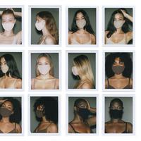 Simak keistimewaan masker kain garapan Kim Kardashian (Foto: instagram/skims)