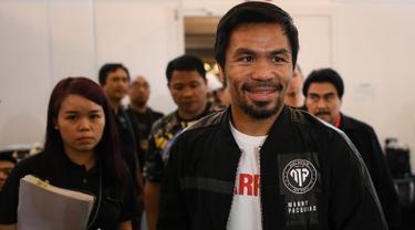 Manny Pacquiao dan Lucas Matthysse