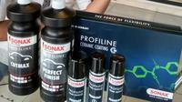 Obat perawatan mobil dari Sonax. (ist)