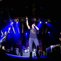 Konser Simple Plan (Adrian Putra/Bintang.com)