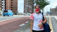 Pebulutangkis Indonesia di Paralimpiade Tokyo 2020, Leani Ratri Oktila. (NPC Indonesia)