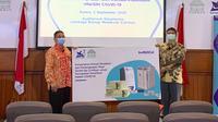 LBM Eijkman menerima donasi dari Merck berupa peralatan dan material riset senilai Rp 1,2 Milyar (Dokumentasi Merck)