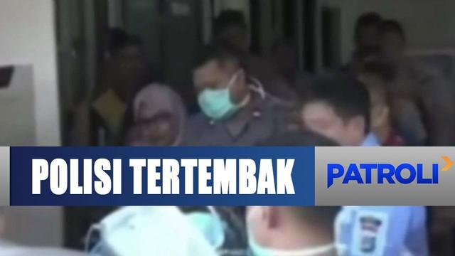 Untuk memastikan pemicu insiden tertembaknya dua anggota polisi ini Polda Sulawesi Tengah masih melakukan penyelidikan.