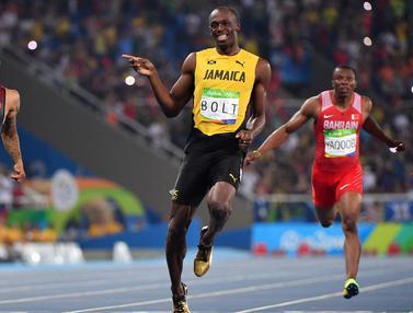 Foto: Menerka Penerus Usian Bolt, 5 Sprinter yang Diperediksi Sabet Medali Emas di Olimpiade Tokyo 2020