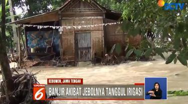 Meski tak menelan korban jiwa, banjir badang ini menyebabkan puluhan keluarga yang terdampak merugi hingga ratusan juta rupiah.