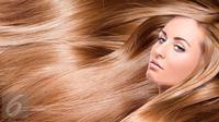 Anastasiya Sidorova, Penderita Alopecia tampil dengan rambut super panjang bak Rapunzel. Seperti apa penampilannya? (foto: Ilustrasi rambut- istockhoto)