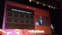 OutSystems, platform khusus untuk pengembangan aplikasi korporasi. (Foto: OutSystems)