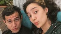 Belum memutuskan menikah dalam waktu dekat, namun rencananya Herjunot Alik akan menikahi Tatjana saat si tampan itu berusia 35 tahun. (Instagram/herjunot7ali)