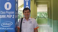 Timmy Theopelus, Direktur Axioo Class Program (Liputan6.com/ Dewi Widya Ningrum)