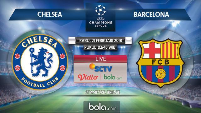 Liga Champions Chelsea Vs Barcelona