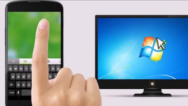 Ubah Smartphone Jadi Mouse Komputer