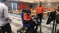 Angkasa Pura II Buka Pelatihan Virtual Reality Pertama.