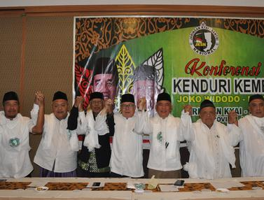 Kenduri Kemenangan Jokowi-Ma'ruf Amin
